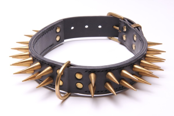 Spiked Collar For Large Dogs
