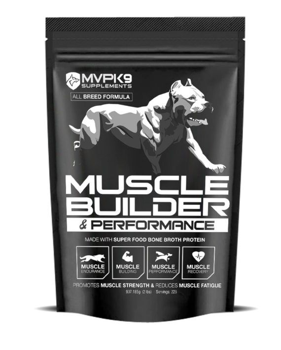 MVP Muscle Builder & Performance MASS 225 Servings